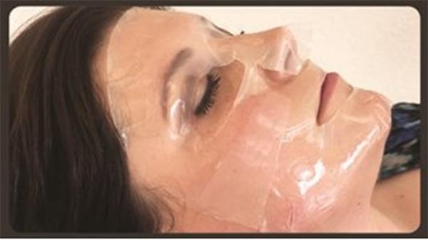 DermaFrac Doos Groeifactor Hydrogel Face Masker
